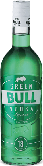 Green Bull Vodka - Lateltin