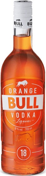 Orange Bull Vodka - Lateltin