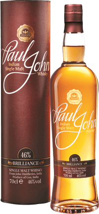 Paul John Brilliance 700ml - Lateltin