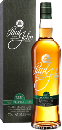 Paul John Peated Select Cask - Lateltin AG