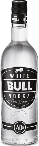 White Bull Vodka - Lateltin